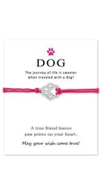 Pink Wish Bracelet